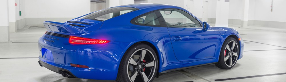 PCA 60th Anniversary GTS Club Coupe Registry